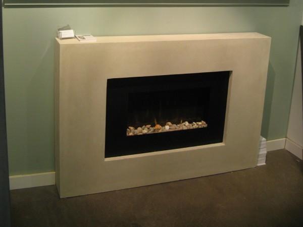 Wall Panels Fireplace Surrounds Concrete Elegance