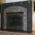 Daniels fireplace 1
