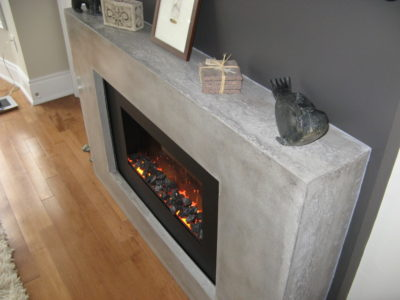 Wall Panels and Fireplace Surrounds