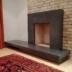 Dark Fireplace